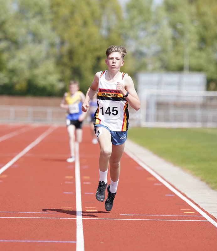 _A9A2129.jpg :: Newport, Wales, 1, May, 2021,Pictured in action,, During Welsh Athletics Invitational,Credit:, Graham Glendinning,/ Alamy Live News