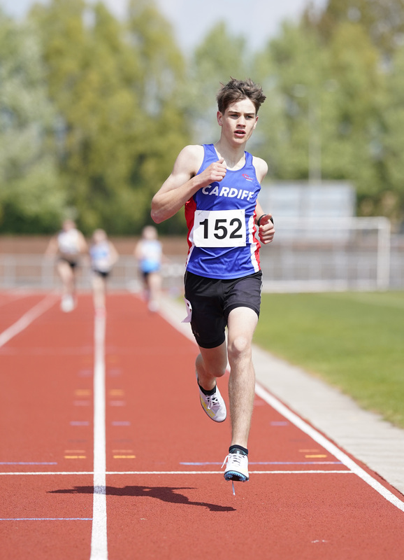 _A9A2137.jpg :: Newport, Wales, 1, May, 2021,Pictured in action,, During Welsh Athletics Invitational,Credit:, Graham Glendinning,/ Alamy Live News