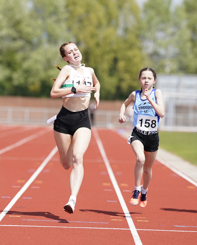 _A9A2145.jpg :: Newport, Wales, 1, May, 2021,Pictured in action,, During Welsh Athletics Invitational,Credit:, Graham Glendinning,/ Alamy Live News