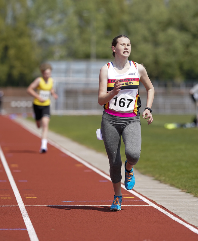 _A9A2168.jpg :: Newport, Wales, 1, May, 2021,Pictured in action,, During Welsh Athletics Invitational,Credit:, Graham Glendinning,/ Alamy Live News