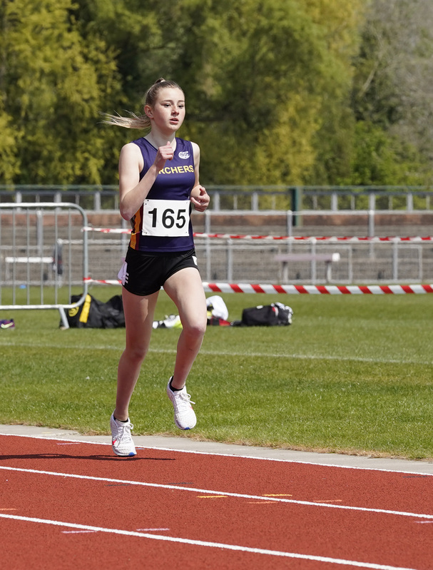 _A9A2176.jpg :: Newport, Wales, 1, May, 2021,Pictured in action,, During Welsh Athletics Invitational,Credit:, Graham Glendinning,/ Alamy Live News