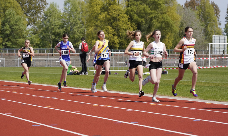 _A9A2178.jpg :: Newport, Wales, 1, May, 2021,Pictured in action,, During Welsh Athletics Invitational,Credit:, Graham Glendinning,/ Alamy Live News