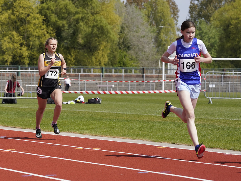 _A9A2179.jpg :: Newport, Wales, 1, May, 2021,Pictured in action,, During Welsh Athletics Invitational,Credit:, Graham Glendinning,/ Alamy Live News