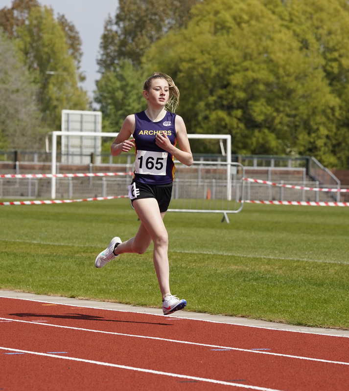 _A9A2180.jpg :: Newport, Wales, 1, May, 2021,Pictured in action,, During Welsh Athletics Invitational,Credit:, Graham Glendinning,/ Alamy Live News