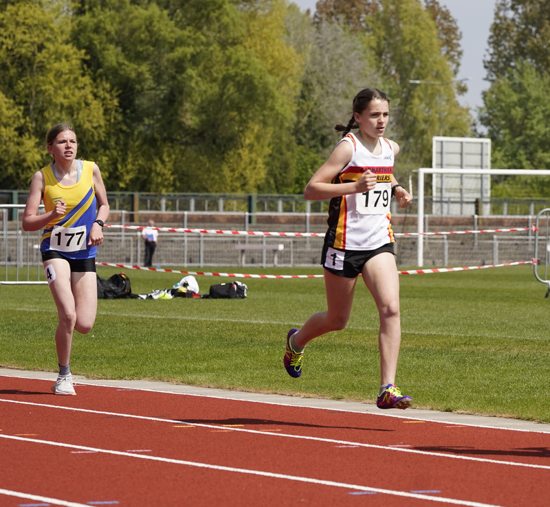 _A9A2183.jpg :: Newport, Wales, 1, May, 2021,Pictured in action,, During Welsh Athletics Invitational,Credit:, Graham Glendinning,/ Alamy Live News