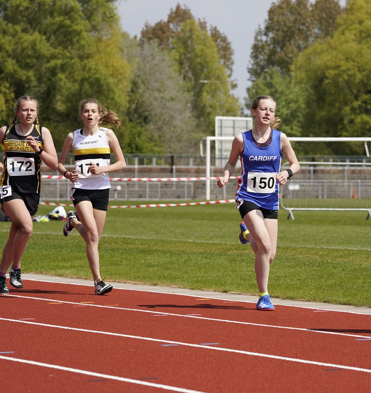 _A9A2185.jpg :: Newport, Wales, 1, May, 2021,Pictured in action,, During Welsh Athletics Invitational,Credit:, Graham Glendinning,/ Alamy Live News