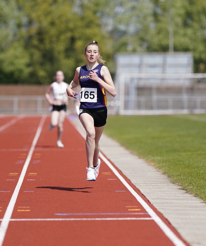 _A9A2195.jpg :: Newport, Wales, 1, May, 2021,Pictured in action,, During Welsh Athletics Invitational,Credit:, Graham Glendinning,/ Alamy Live News