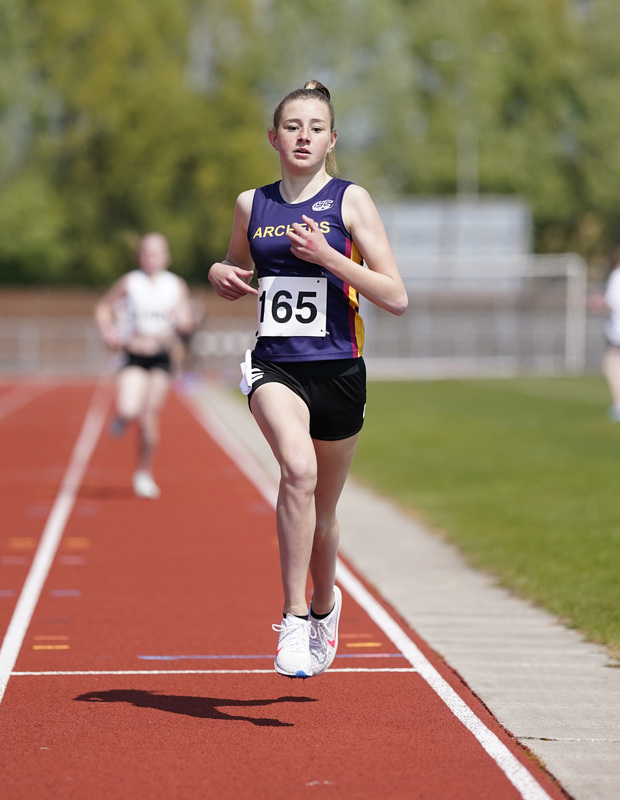 _A9A2204.jpg :: Newport, Wales, 1, May, 2021,Pictured in action,, During Welsh Athletics Invitational,Credit:, Graham Glendinning,/ Alamy Live News