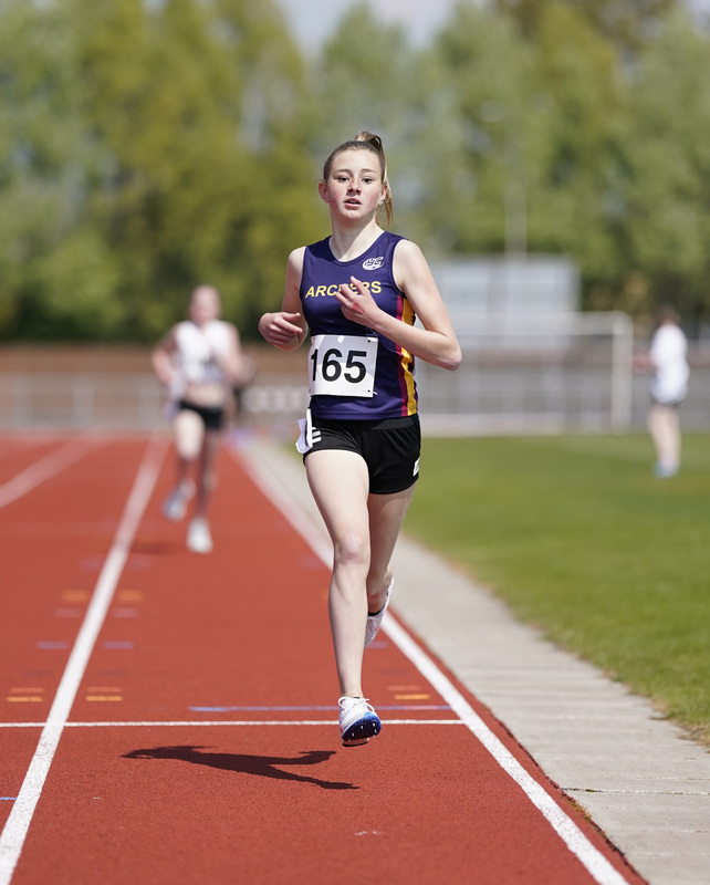 _A9A2205.jpg :: Newport, Wales, 1, May, 2021,Pictured in action,, During Welsh Athletics Invitational,Credit:, Graham Glendinning,/ Alamy Live News