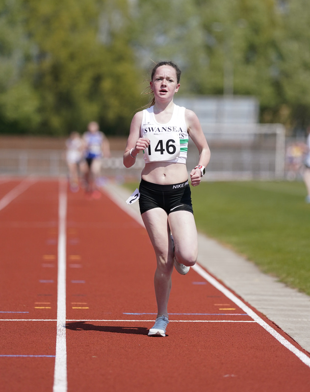 _A9A2210.jpg :: Newport, Wales, 1, May, 2021,Pictured in action,, During Welsh Athletics Invitational,Credit:, Graham Glendinning,/ Alamy Live News