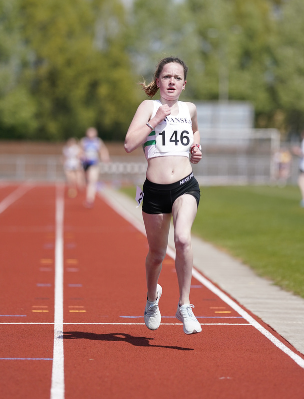 _A9A2212.jpg :: Newport, Wales, 1, May, 2021,Pictured in action,, During Welsh Athletics Invitational,Credit:, Graham Glendinning,/ Alamy Live News