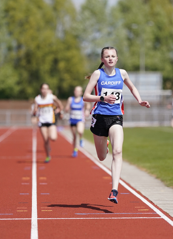 _A9A2217.jpg :: Newport, Wales, 1, May, 2021,Pictured in action,, During Welsh Athletics Invitational,Credit:, Graham Glendinning,/ Alamy Live News