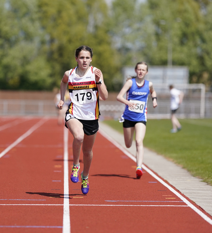 _A9A2226.jpg :: Newport, Wales, 1, May, 2021,Pictured in action,, During Welsh Athletics Invitational,Credit:, Graham Glendinning,/ Alamy Live News