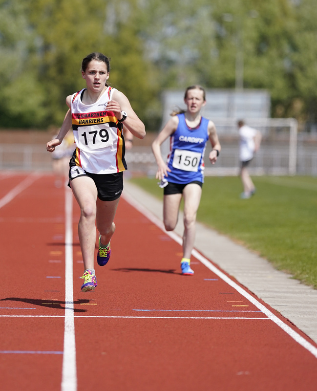 _A9A2227.jpg :: Newport, Wales, 1, May, 2021,Pictured in action,, During Welsh Athletics Invitational,Credit:, Graham Glendinning,/ Alamy Live News