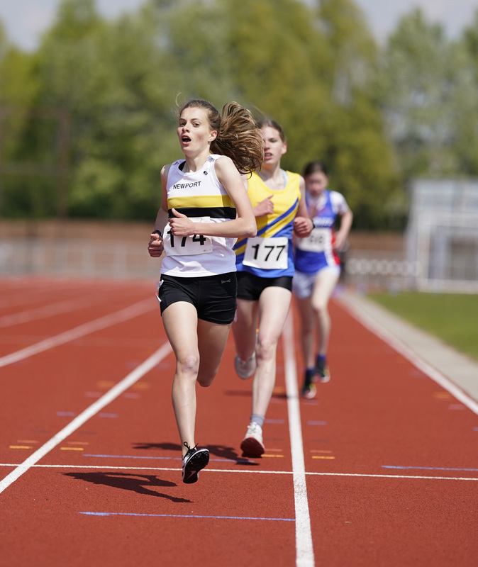 _A9A2246.jpg :: Newport, Wales, 1, May, 2021,Pictured in action,, During Welsh Athletics Invitational,Credit:, Graham Glendinning,/ Alamy Live News