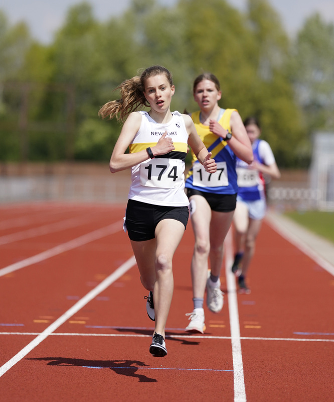 _A9A2252.jpg :: Newport, Wales, 1, May, 2021,Pictured in action,, During Welsh Athletics Invitational,Credit:, Graham Glendinning,/ Alamy Live News