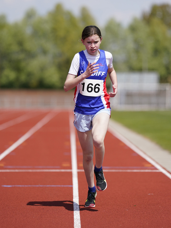 _A9A2255.jpg :: Newport, Wales, 1, May, 2021,Pictured in action,, During Welsh Athletics Invitational,Credit:, Graham Glendinning,/ Alamy Live News