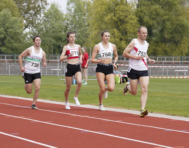 _A9A2274.jpg :: Newport, Wales, 1, May, 2021,Pictured in action,, During Welsh Athletics Invitational,Credit:, Graham Glendinning,/ Alamy Live News