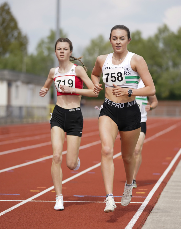 _A9A2279.jpg :: Newport, Wales, 1, May, 2021,Pictured in action,, During Welsh Athletics Invitational,Credit:, Graham Glendinning,/ Alamy Live News