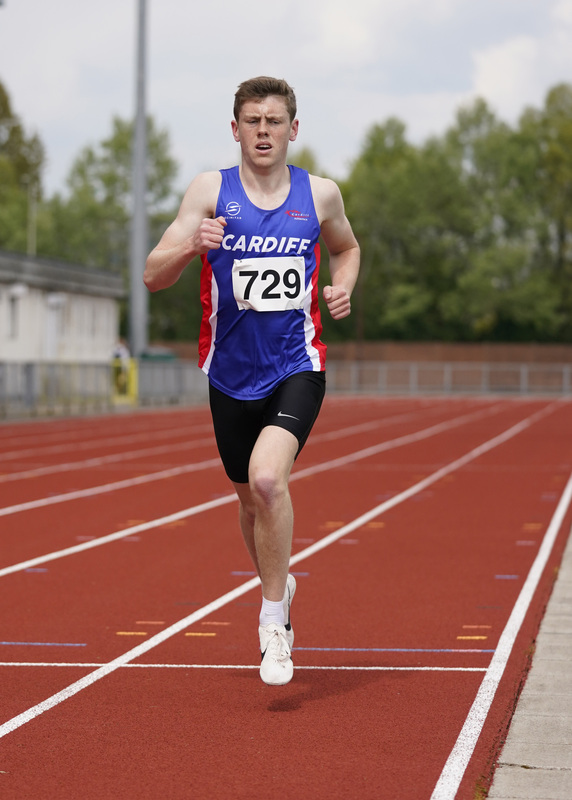 _A9A2282.jpg :: Newport, Wales, 1, May, 2021,Pictured in action,, During Welsh Athletics Invitational,Credit:, Graham Glendinning,/ Alamy Live News