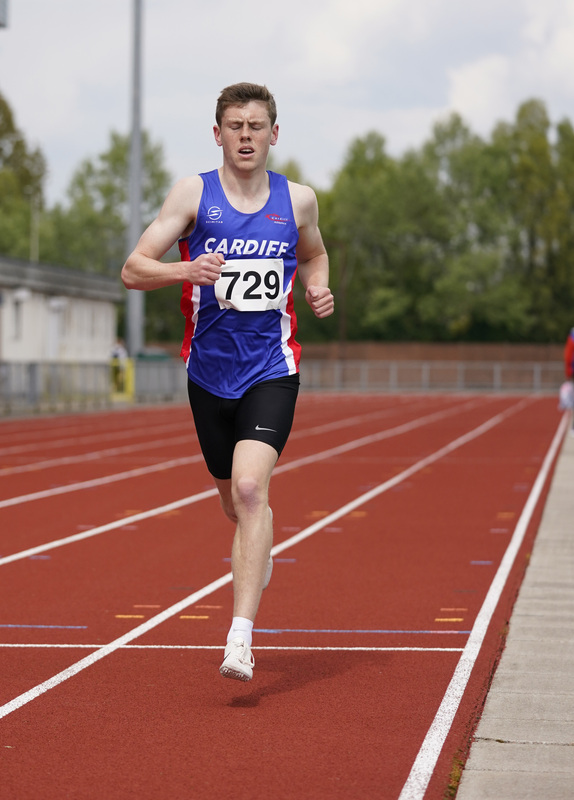 _A9A2283.jpg :: Newport, Wales, 1, May, 2021,Pictured in action,, During Welsh Athletics Invitational,Credit:, Graham Glendinning,/ Alamy Live News
