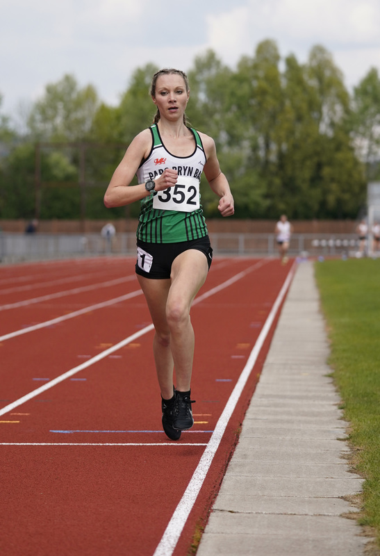 _A9A2291.jpg :: Newport, Wales, 1, May, 2021,Pictured in action,, During Welsh Athletics Invitational,Credit:, Graham Glendinning,/ Alamy Live News