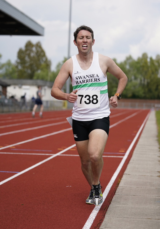 _A9A2307.jpg :: Newport, Wales, 1, May, 2021,Pictured in action,, During Welsh Athletics Invitational,Credit:, Graham Glendinning,/ Alamy Live News