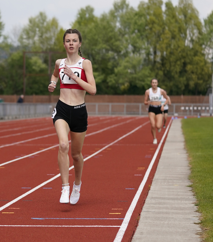 _A9A2311.jpg :: Newport, Wales, 1, May, 2021,Pictured in action,, During Welsh Athletics Invitational,Credit:, Graham Glendinning,/ Alamy Live News
