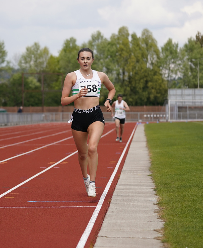 _A9A2316.jpg :: Newport, Wales, 1, May, 2021,Pictured in action,, During Welsh Athletics Invitational,Credit:, Graham Glendinning,/ Alamy Live News