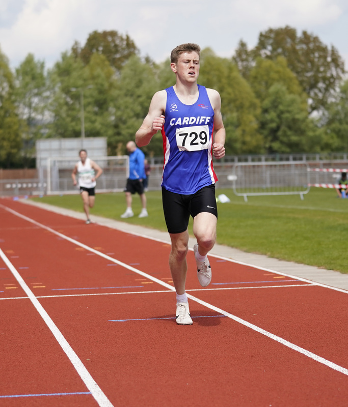_A9A2324.jpg :: Newport, Wales, 1, May, 2021,Pictured in action,, During Welsh Athletics Invitational,Credit:, Graham Glendinning,/ Alamy Live News