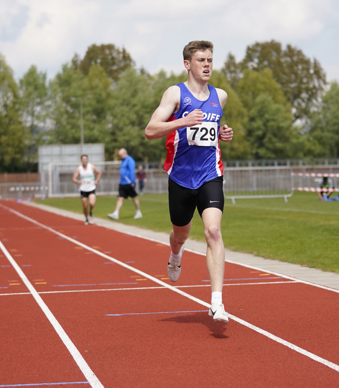 _A9A2326.jpg :: Newport, Wales, 1, May, 2021,Pictured in action,, During Welsh Athletics Invitational,Credit:, Graham Glendinning,/ Alamy Live News