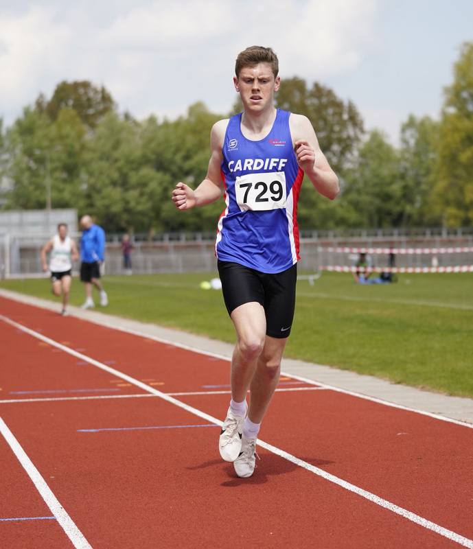 _A9A2331.jpg :: Newport, Wales, 1, May, 2021,Pictured in action,, During Welsh Athletics Invitational,Credit:, Graham Glendinning,/ Alamy Live News