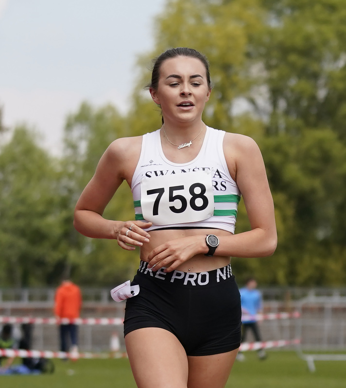 _A9A2351.jpg :: Newport, Wales, 1, May, 2021,Pictured in action,, During Welsh Athletics Invitational,Credit:, Graham Glendinning,/ Alamy Live News