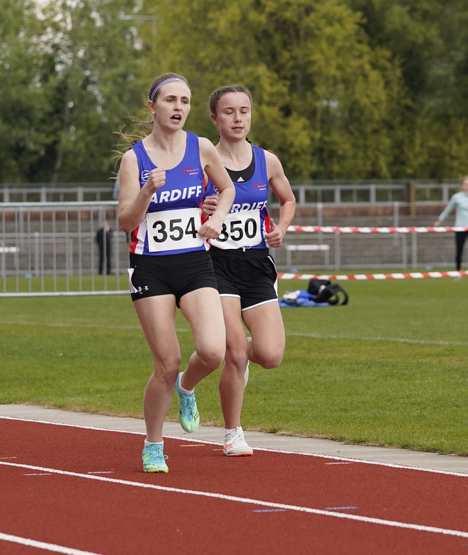 _A9A2360.jpg :: Newport, Wales, 1, May, 2021,Pictured in action,, During Welsh Athletics Invitational,Credit:, Graham Glendinning,/ Alamy Live News