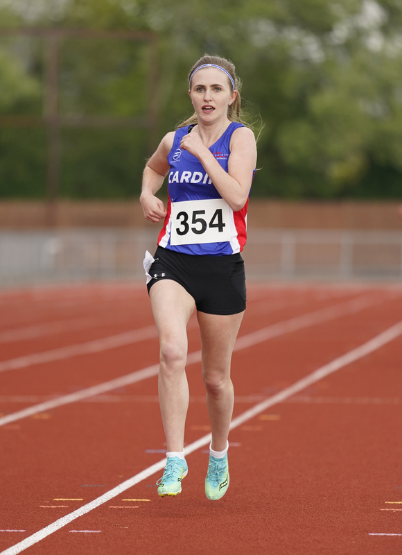 _A9A2369.jpg :: Newport, Wales, 1, May, 2021,Pictured in action,, During Welsh Athletics Invitational,Credit:, Graham Glendinning,/ Alamy Live News
