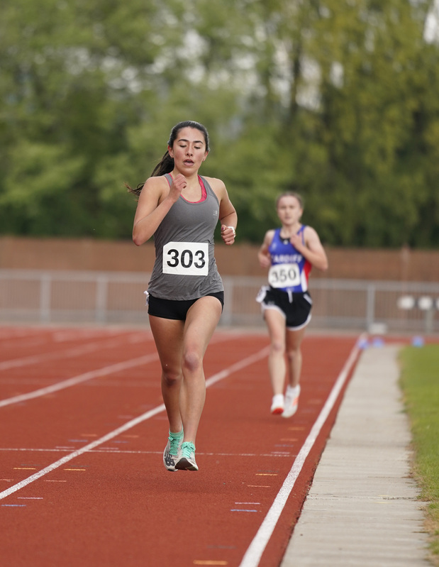 _A9A2376.jpg :: Newport, Wales, 1, May, 2021,Pictured in action,, During Welsh Athletics Invitational,Credit:, Graham Glendinning,/ Alamy Live News
