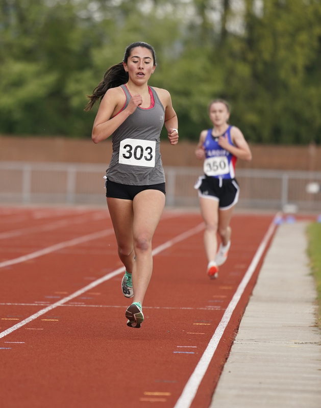 _A9A2377.jpg :: Newport, Wales, 1, May, 2021,Pictured in action,, During Welsh Athletics Invitational,Credit:, Graham Glendinning,/ Alamy Live News