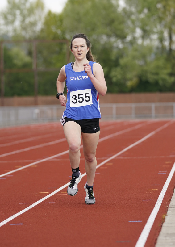 _A9A2412.jpg :: Newport, Wales, 1, May, 2021,Pictured in action,, During Welsh Athletics Invitational,Credit:, Graham Glendinning,/ Alamy Live News