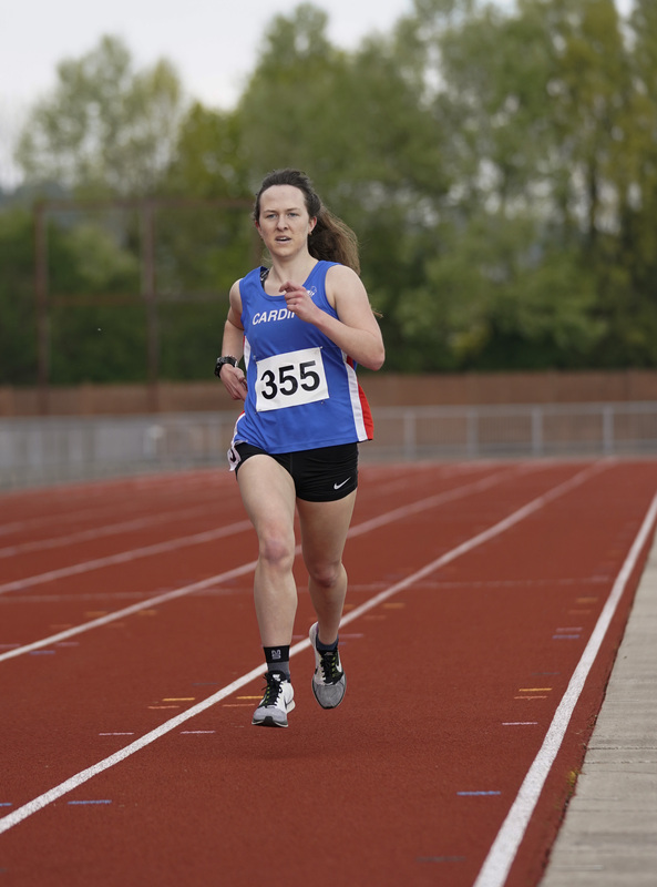 _A9A2413.jpg :: Newport, Wales, 1, May, 2021,Pictured in action,, During Welsh Athletics Invitational,Credit:, Graham Glendinning,/ Alamy Live News