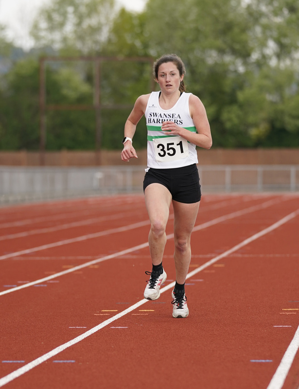 _A9A2418.jpg :: Newport, Wales, 1, May, 2021,Pictured in action,, During Welsh Athletics Invitational,Credit:, Graham Glendinning,/ Alamy Live News