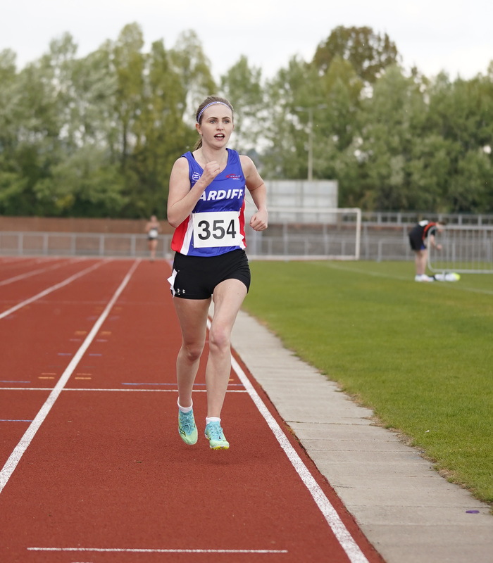 _A9A2444.jpg :: Newport, Wales, 1, May, 2021,Pictured in action,, During Welsh Athletics Invitational,Credit:, Graham Glendinning,/ Alamy Live News