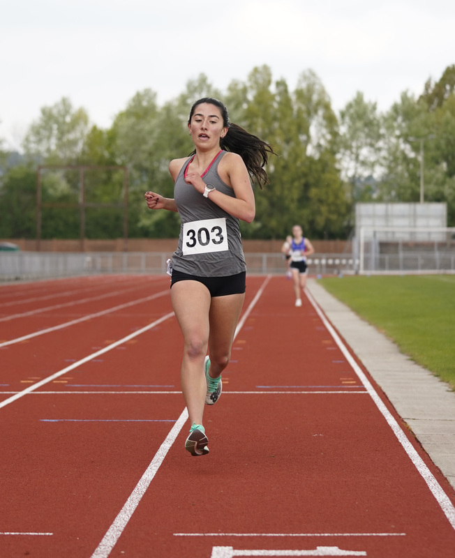_A9A2459.jpg :: Newport, Wales, 1, May, 2021,Pictured in action,, During Welsh Athletics Invitational,Credit:, Graham Glendinning,/ Alamy Live News