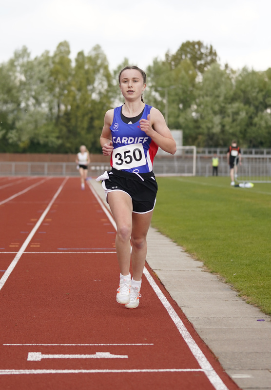 _A9A2467.jpg :: Newport, Wales, 1, May, 2021,Pictured in action,, During Welsh Athletics Invitational,Credit:, Graham Glendinning,/ Alamy Live News