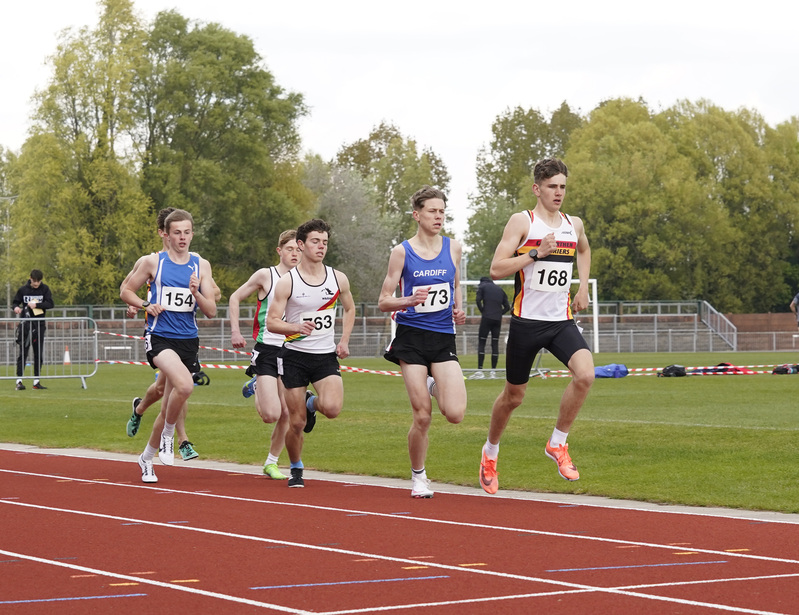 _A9A2476.jpg :: Newport, Wales, 1, May, 2021,Pictured in action,, During Welsh Athletics Invitational,Credit:, Graham Glendinning,/ Alamy Live News