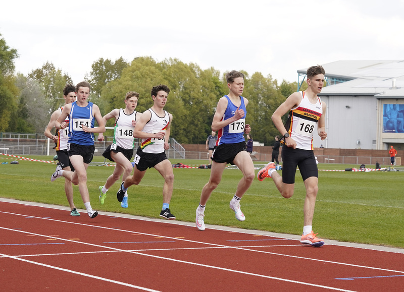_A9A2477.jpg :: Newport, Wales, 1, May, 2021,Pictured in action,, During Welsh Athletics Invitational,Credit:, Graham Glendinning,/ Alamy Live News