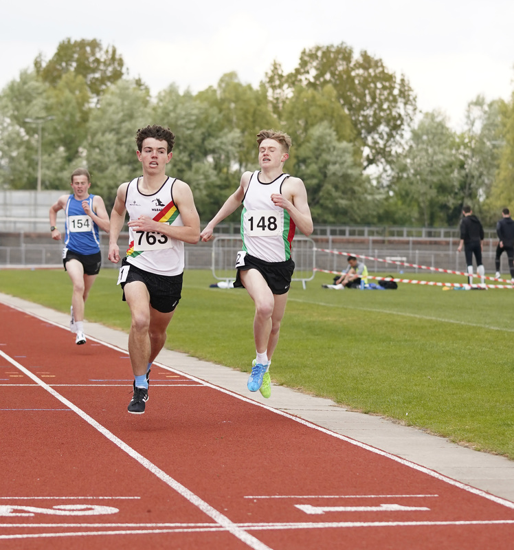 _A9A2500.jpg :: Newport, Wales, 1, May, 2021,Pictured in action,, During Welsh Athletics Invitational,Credit:, Graham Glendinning,/ Alamy Live News
