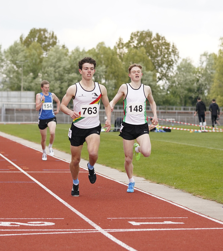 _A9A2505.jpg :: Newport, Wales, 1, May, 2021,Pictured in action,, During Welsh Athletics Invitational,Credit:, Graham Glendinning,/ Alamy Live News