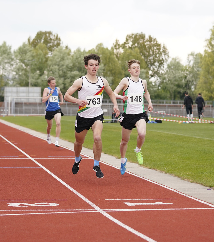 _A9A2506.jpg :: Newport, Wales, 1, May, 2021,Pictured in action,, During Welsh Athletics Invitational,Credit:, Graham Glendinning,/ Alamy Live News