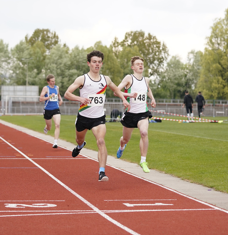 _A9A2507.jpg :: Newport, Wales, 1, May, 2021,Pictured in action,, During Welsh Athletics Invitational,Credit:, Graham Glendinning,/ Alamy Live News