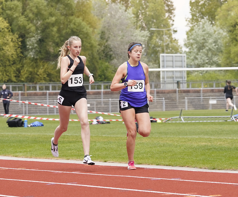 _A9A2518.jpg :: Newport, Wales, 1, May, 2021,Pictured in action,, During Welsh Athletics Invitational,Credit:, Graham Glendinning,/ Alamy Live News